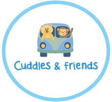 Cuddles & Friends Logo