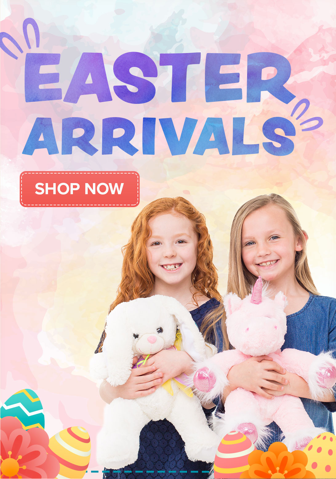 Easter Arrivals - Shop Now