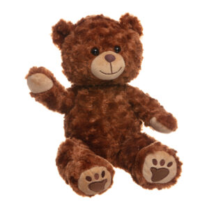 Chestnut the Brown Teddy Bear