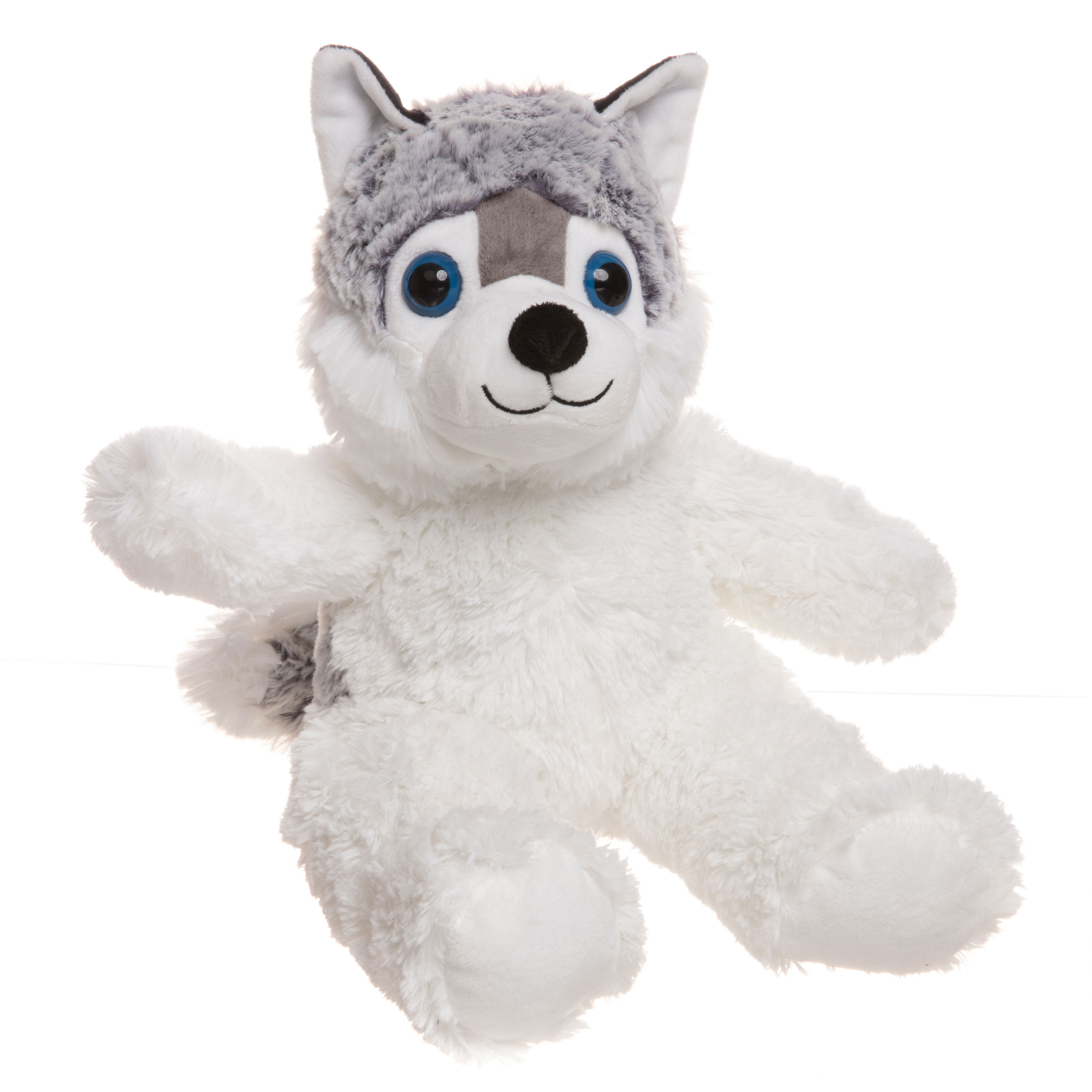 Henry the Husky Teddy Bear