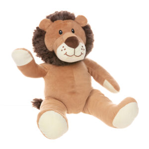King the Lion Teddy Bear