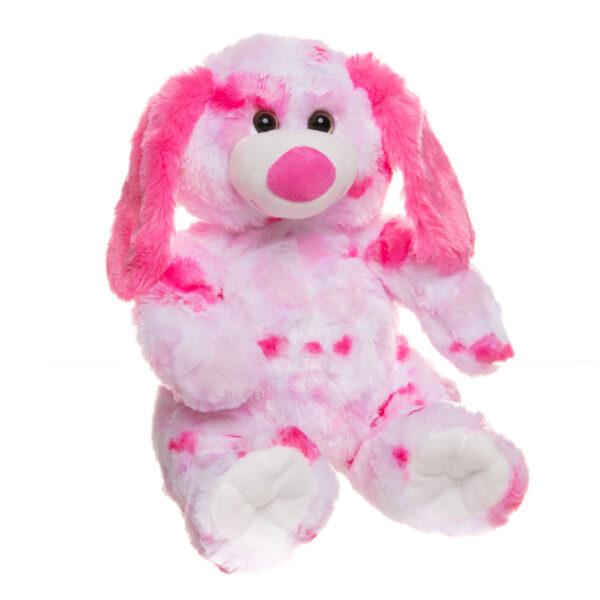 Pinky the Dog Teddy Bear