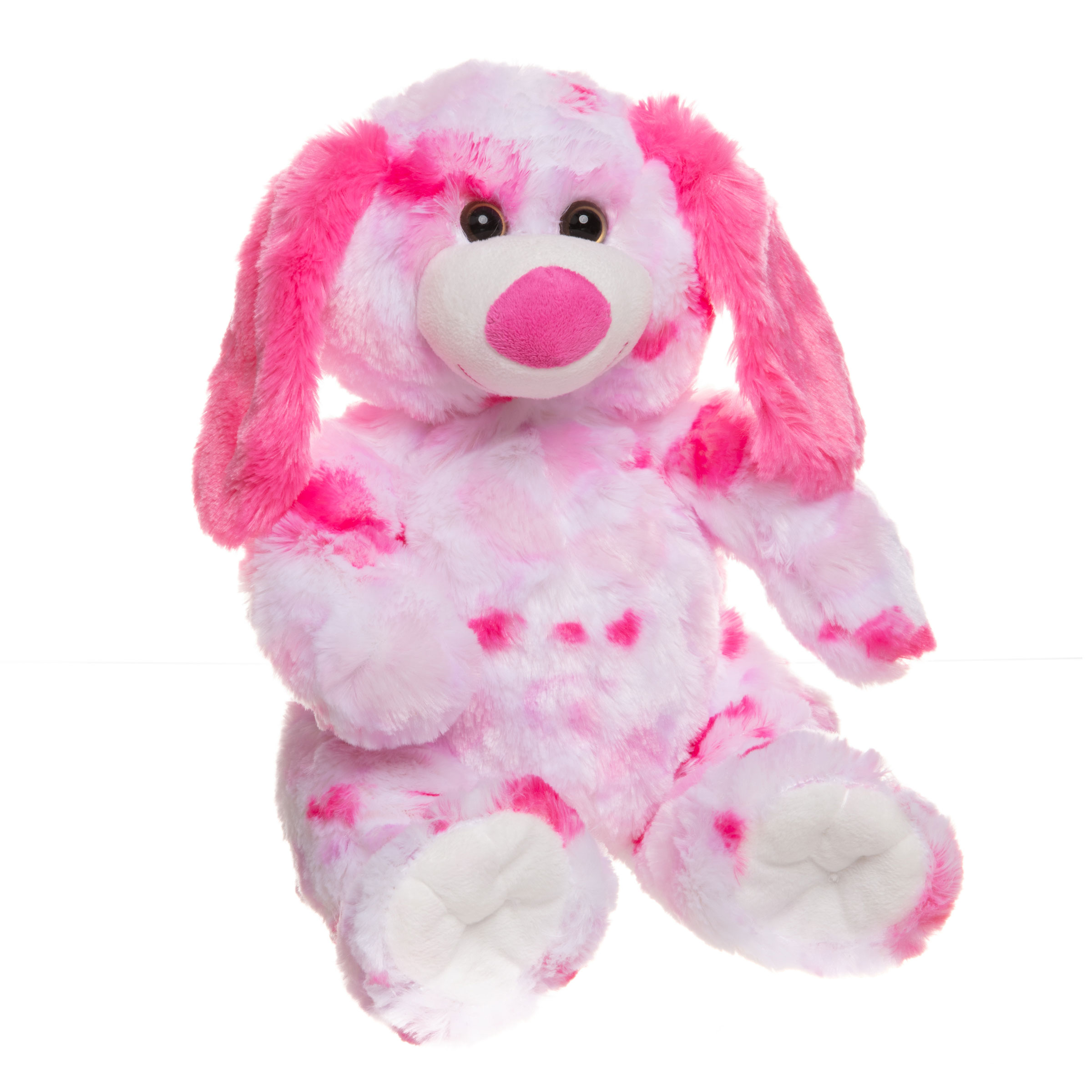 Pinky the Dog Teddy Bear