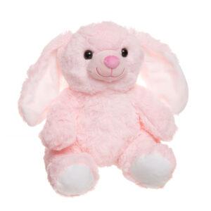 Rosie the Pink Rabbit Teddy Bear