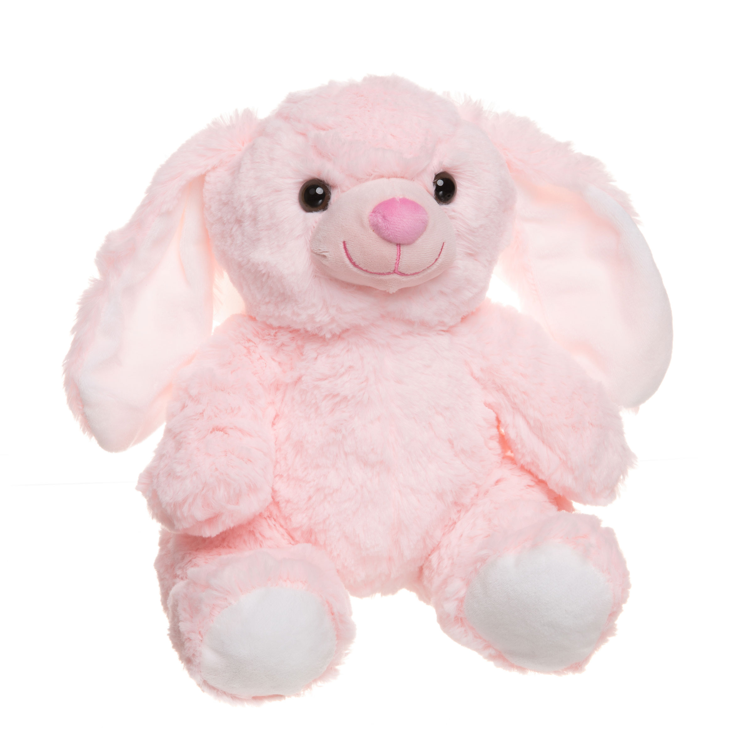 Rosie the Pink Rabbit Teddy Bear