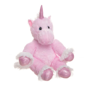 Sparkle the Pink Unicorn Teddy Bear