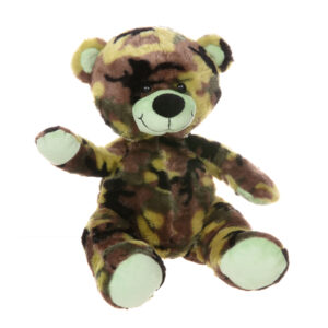 Camo Teddy Bear