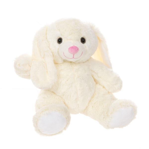 Rafael the Cream Bunny Teddy Bear