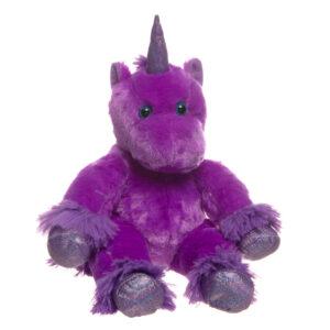 Magic the Purple Unicorn Teddy Bear