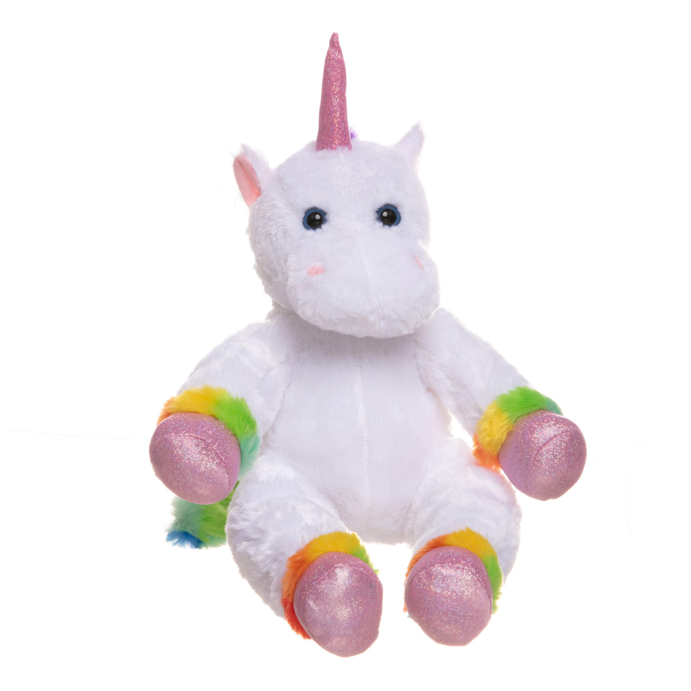 Rainbow the Unicorn Teddy Bear