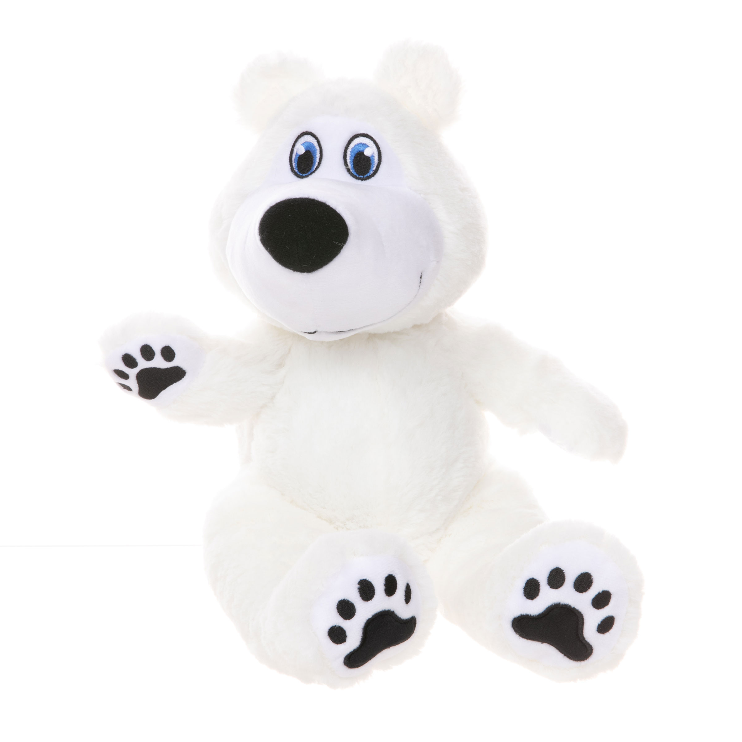 Polo the Polar Bear Teddy Bear