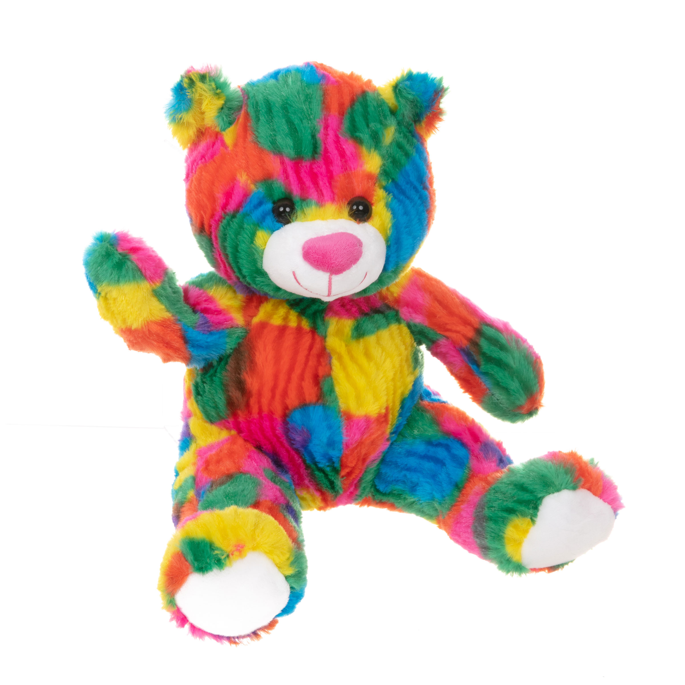 Bright the Rainbow Teddy Bear