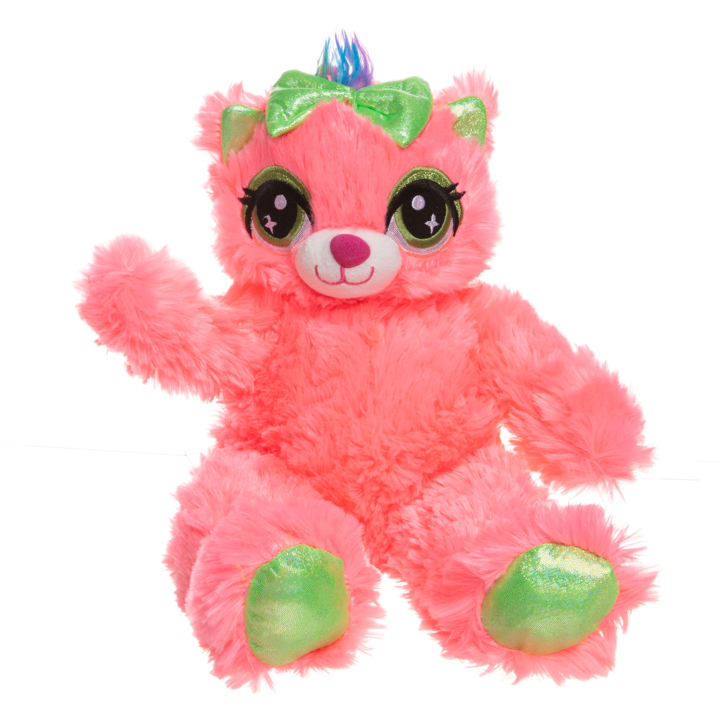 Florence the Pink Cat Teddy Bear