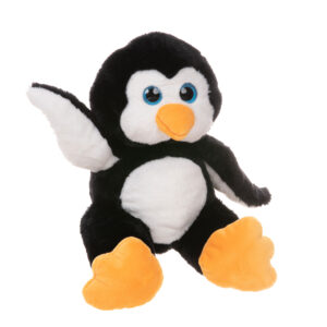 Peaky the Penguin Teddy Bear