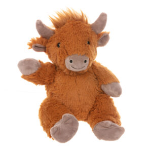Hamish the Highland Cow Teddy Bear