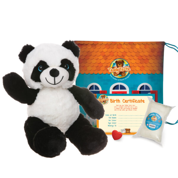 Bamboo the Panda Make a Bear