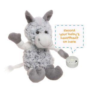 Eyorr the Heartbeats Donkey