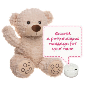 Mothers Day Teddy Bear with Soundbox